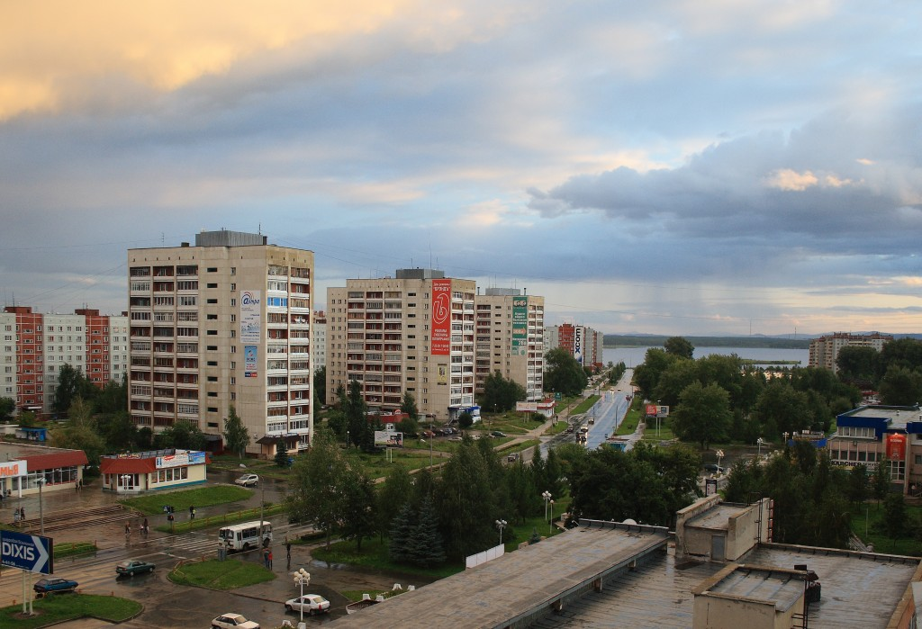 Ozyorsk, Russia. 2008.